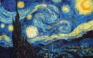 Sueño mis pinturas y luego pinto un sueño. Van Gogh