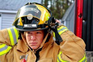 La bombera valiente