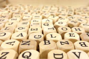 Creando con las palabras