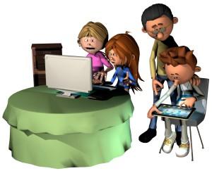 Campaña para fomentar la participación de las familias en el Consejo Escolar