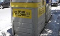 En nuestro edificio también reciclamos