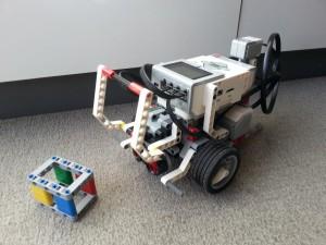¡Los robots en Primero de la ESO!