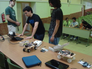 Construimos un robot