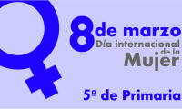 Elijo la palabra no sexista. Día Internacional de la Mujer 8 de Marzo
