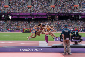 Las olimpiadas un lugar de encuentro