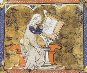 ¡Rescatando a las escritoras medievales!