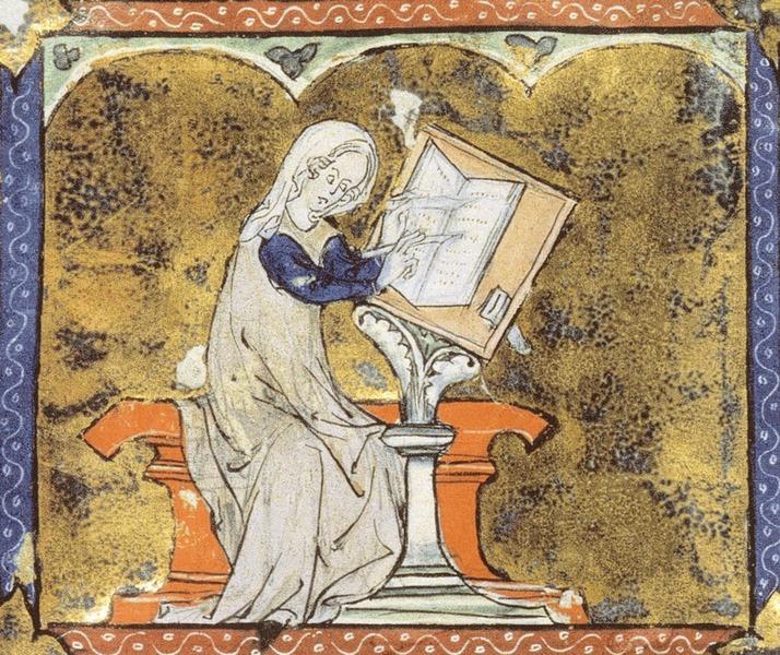 Ancient Medieval Literature: ¡Rescatando A Las Escritoras Medievales! » Situaciones De
