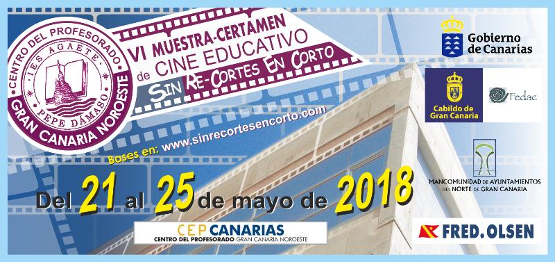 EL CEIP Antonio Padrón de Gáldar participó con dos documentales en la VI Muestra de Cine Educativo (vídeos)