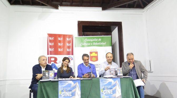 """El IES Agaete Pepe Dámaso presenta la exposición """" Un centro de Cine"""" (Vídeo)"""