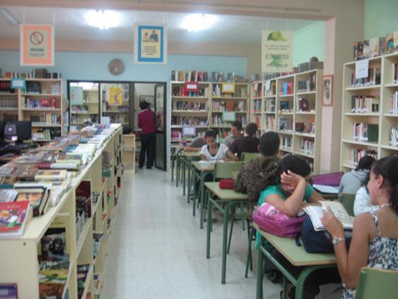 La importancia de la lectura en los centros educativos