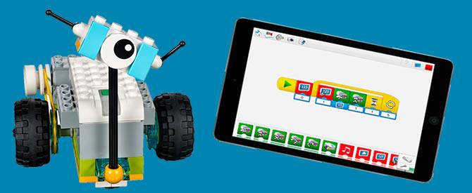 Taller «Robótica Lego WeDo con Scratch»