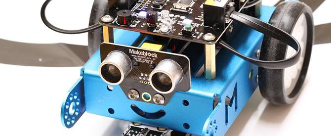 Taller «Robótica Lego EV3 y MakeBlock mBot»