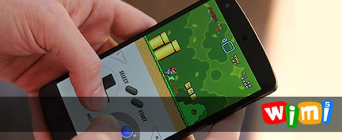 Taller «Diseño de apps Android con AI2» y «Creación juegos HTML5 con WIMI5»