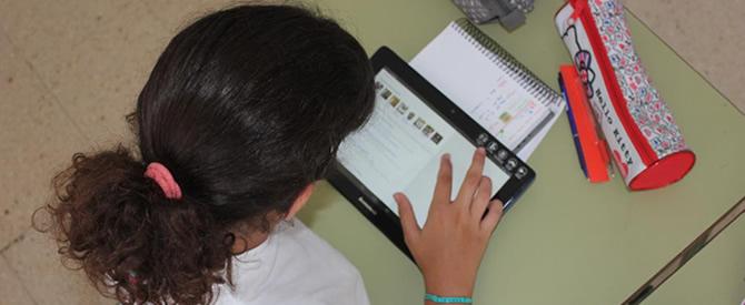Proyecto «Uso educativo de las tabletas» 2017-2018