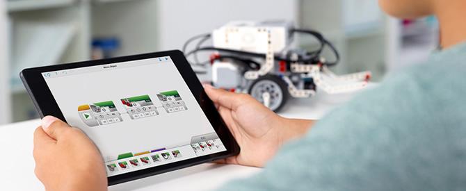 Taller para el profesorado «Robótica educativa Lego EV3»