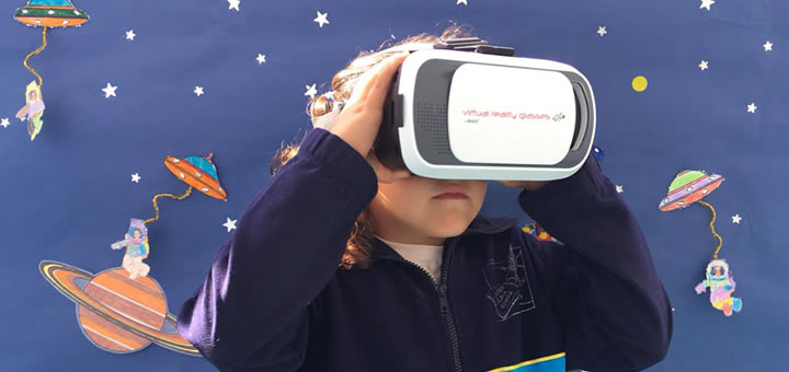 Recursos TIC para un proyecto de Astronomía en la escuela