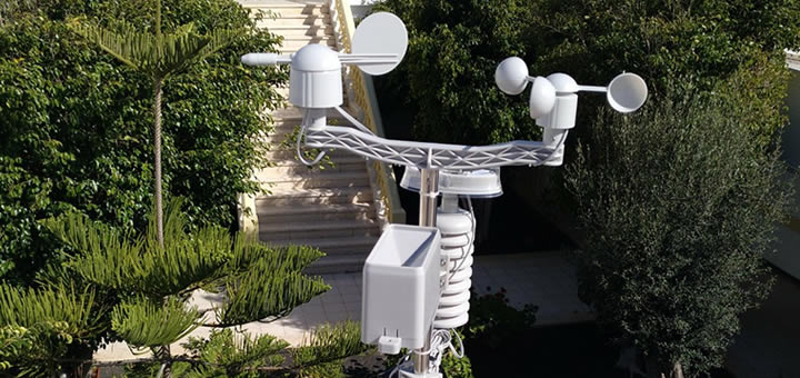 APU «Estación Meteorológica Digital»