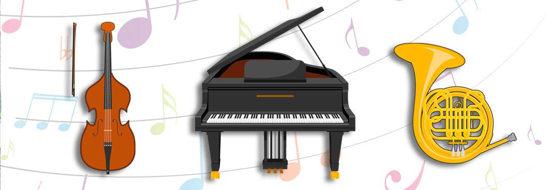 ¿Cuál es tu instrumento favorito?