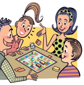 Resultado de imagen de juegos en familia