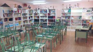 """Biblioteca """"Chano Sánchez"""""""