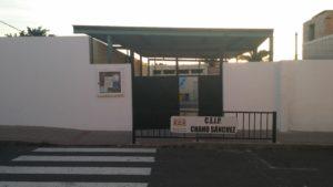 Puerta de acceso a Infantil