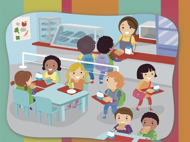Nuestras auxiliares de comedor ceip los dragos for Normas para el comedor escolar