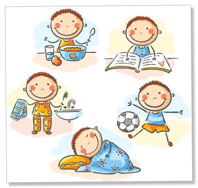 Por Qué Es Importante Que Los Niños Tengan Rutinas establecidas En ...
