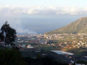 Tejina desde Guamasa
