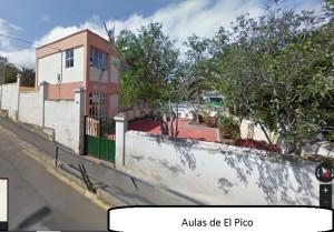 Aulas de El Pico