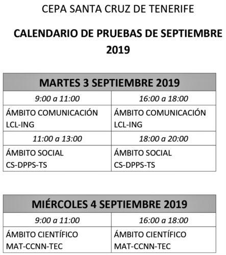 Calendario Laboral 2020 Santa Cruz De Tenerife.Cepa Santa Cruz De Tenerife Pagina Web Del Centro De Educacion De