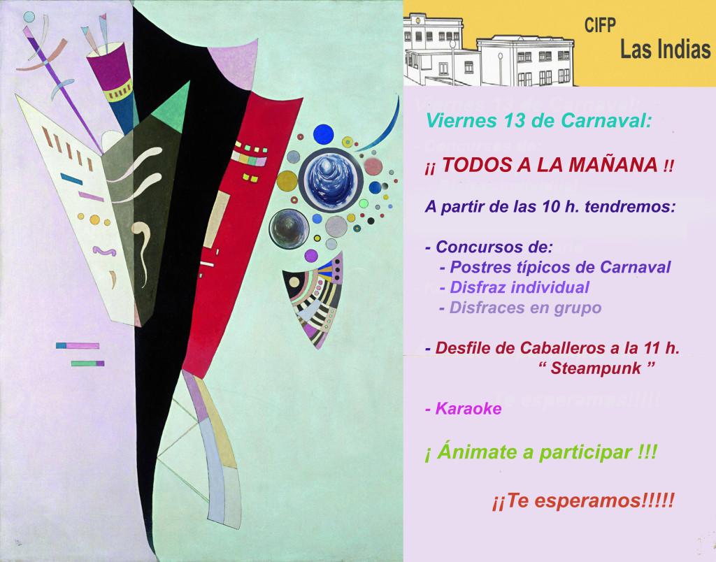 Cartel-Carnaval-CIFP-las-Indias