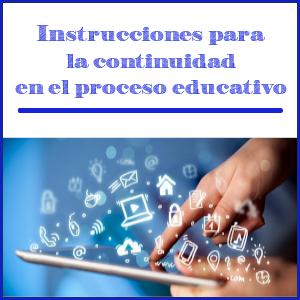 Imagen Instrucciones Consejera