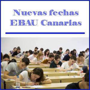 Imagen Nuevas Fechas EBAU