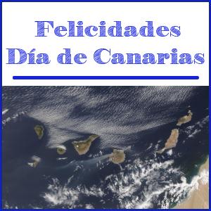 Cabecera Feliz Día de Canarias