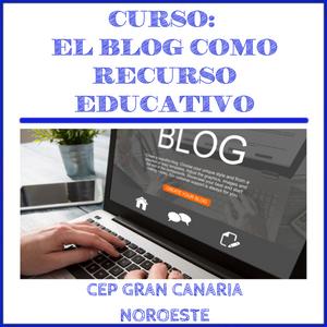 CURSO EL BLOG COMO RECURSO EDUCATIVO