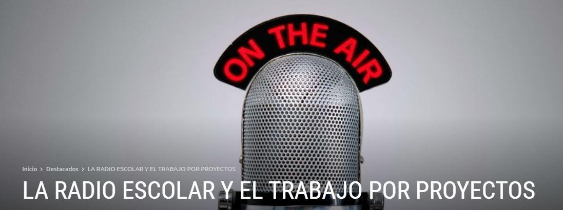 radio on the air