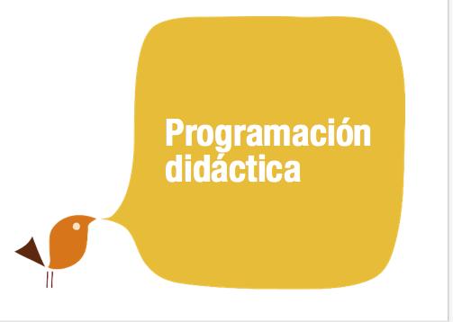 Resultado de imagen de programación didactica