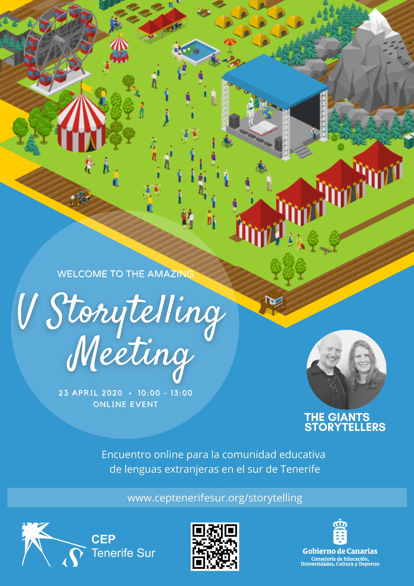 STORYTELLING MEETING EVENT
