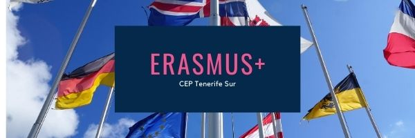 ACTA DE CENTROS EDUCATIVOS SELECCIONADOS PARA PARTICIPAR EN EL PROGRAMA ERASMUS+ DEL CEP TENERIFE SUR