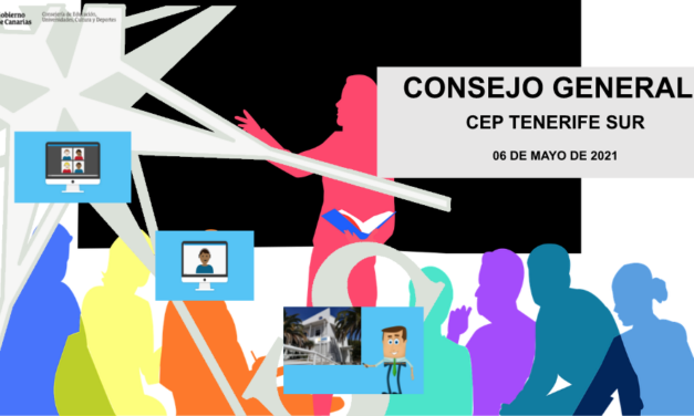 Consejo General del 06 de mayo de 2021