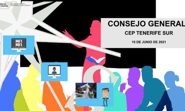 Consejo General del 10 de junio de 2021