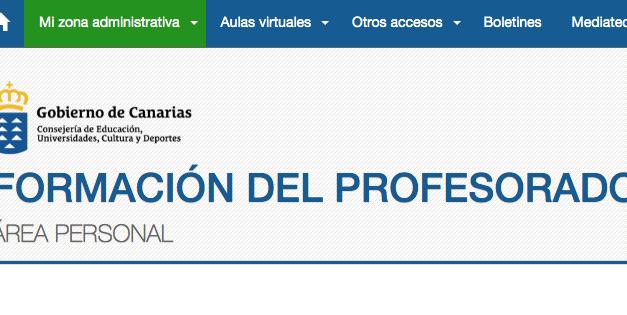 Convocatoria de: Planes de Formación en Centros,  Grupos de Trabajo y  Seminarios – Curso 2021/2022