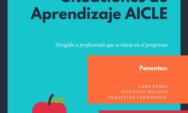 CURSO AICLE: Programación y diseño de Situaciones de Aprendizaje AICLE