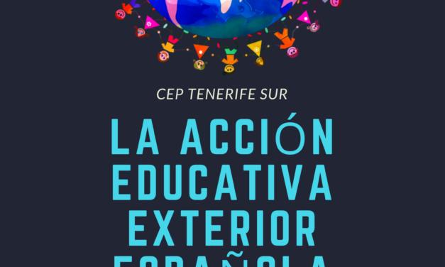 CURSO: LA ACCIÓN EDUCATIVA EXTERIOR ESPAÑOLA