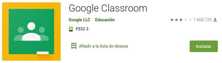 Instala Classroom