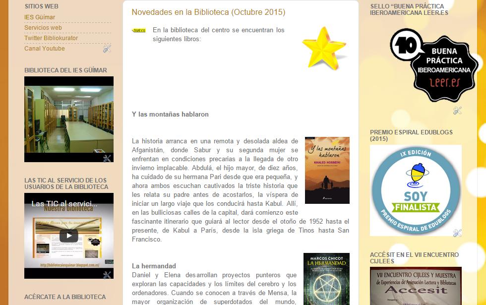 biblioteca virtual 2015-2016