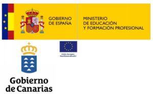Este centro participa en el Programa REDIMENSIONAMIENTO DE LA OFERTA DE FORMACIÓN PROFESIONAL financiado por el Ministerio de Educación y Formación Profesional y la Unión Europea NextGenerationEU