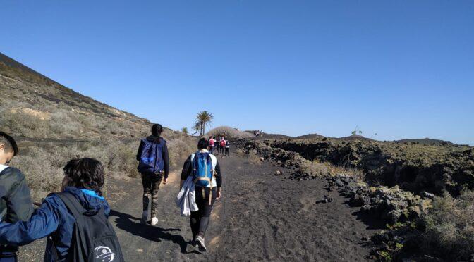 Caminata Volcán del Cuervo y Montaña Negra