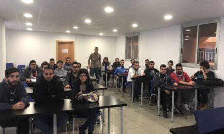 Visita al Centro de Iniciativas Empresariales de Puerto de la Cruz