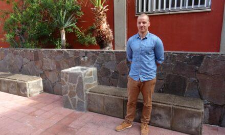 Matthias Gross. Nuevo ayudante lingüístico Erasmus+